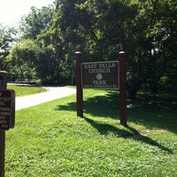 Photo taken at East Falls Church Park by Liz R. on 6/29/2013