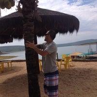 Photo taken at Flat Nautico Praia Clube by Fernando Luiz C. on 10/16/2013