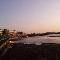 Photo taken at 모슬포항 by guidingwolf 길. on 4/26/2013