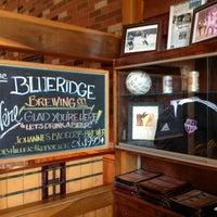 Photo taken at Blue Ridge Brewing Company by Gordon on 10/5/2012