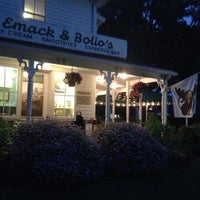 Photo taken at Emack & Bolio's Ice Cream by Carlson M. on 6/17/2013