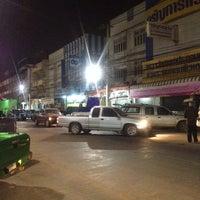 Photo taken at ตลาดเทศบาลเมืองชัยภูมิ by Papawarin D. on 4/17/2016