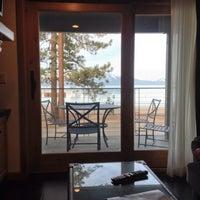 Photo taken at The Landing Resort and Spa by Ni N. on 2/17/2014