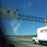 Photo taken at President George Bush Turnpike (PGBT) by Phil A. on 2/21/2013