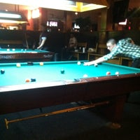Photo taken at Charlies Pool Hall by Diana D. on 5/4/2013