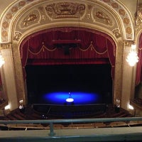 Photo taken at Orpheum Theater by Leo G. on 11/4/2012