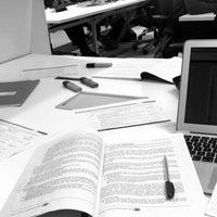 Photo taken at Tilburg University Library by Aslihan T. on 10/20/2016