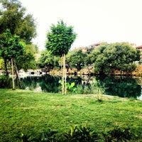 Photo taken at Manavgat Irmak Kenarı by Htc on 7/16/2013