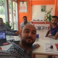 Photo taken at EFOR Gayrimenkul Yatırım Danışmanlığı by Tufan Ç. on 8/26/2015