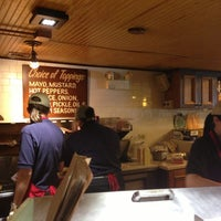 Photo taken at Potbelly Sandwich Shop by Hunter L. on 7/9/2013