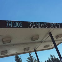 Photo taken at Randy's Downtown Garage by Brian H. on 8/29/2014