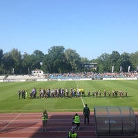 Foto scattata a Kadrioru staadion da Denise H. il 7/23/2013