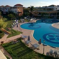 Photo taken at Chrispy World Hotel by Владимир В. on 10/1/2014