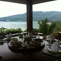 Photo taken at Andara Resort Villas Phuket by Evgeny Y. on 1/3/2013