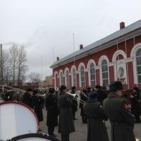 Photo taken at Военный Институт Физической Культуры by Артем Ч. on 3/29/2013