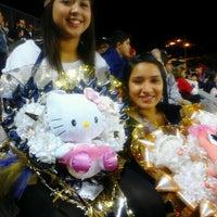 Photo taken at Coronado Football Stadium by Maria A. on 11/9/2012