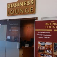 Photo taken at Business Lounge by Masakazu K. on 8/16/2013