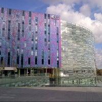 Photo taken at Aloft London ExCeL by Kurt E. on 11/5/2012