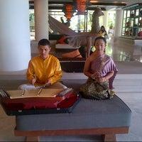 Photo taken at Mövenpick Resort & Spa Karon Beach Phuket by Kurt E. on 11/30/2012