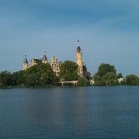 Photo taken at Schweriner Schloss by alsiwa !. on 9/18/2012