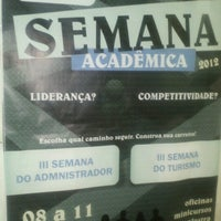 Photo taken at Fauc - Faculdade de Cuiabá by Jan M. on 10/10/2012