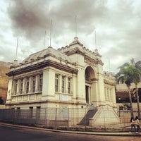Photo taken at Museu da Imagem e do Som (MIS) by Jan M. on 8/15/2013