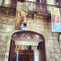 Photo taken at Museu de Folclore Edison Carneiro by Jan M. on 8/15/2013