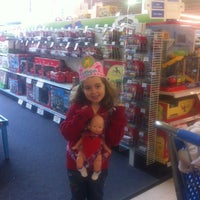 "Photo taken at Toys""R""Us by Nicole J. on 11/6/2012"