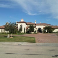 Photo taken at Odessa Country Club by Sharky G. on 10/27/2013