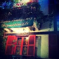 Photo taken at Lak Lak Cafe by Sadiye D. on 7/17/2013