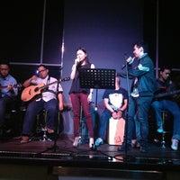 Photo taken at Moodz gastro bar by Denny R. on 1/31/2013