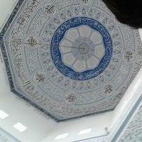 Photo taken at Masjid Al Hijrah by Diwi R. on 2/1/2013
