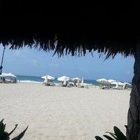 Photo taken at Playa Parguito by Jesus Alberto M. on 6/28/2013