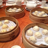 Photo taken at Din Tai Fung by Nathalie Regine M. on 7/11/2013