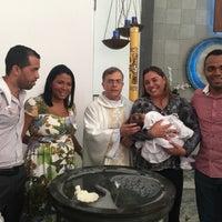 Photo taken at Paroquia Santo Cura D'Ars by Bárbara P. on 7/5/2015