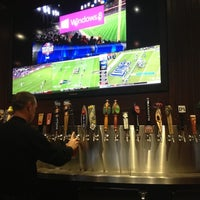 Photo taken at BJ's Restaurant & Brewhouse by Aaron S. on 10/29/2012