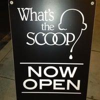 Foto tomada en What's The Scoop? por MOHAN N. el 4/14/2013