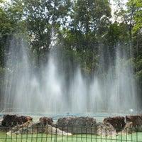 Photo taken at Parque de los Venados by Alfonso R. on 7/15/2013