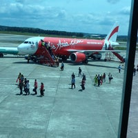 Photo taken at Senai International Airport (JHB) by Raizal R. on 2/23/2013