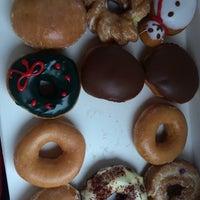 Photo taken at Krispy Kreme Doughnuts by Joseph S. on 12/2/2014