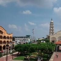 Photo taken at Palacio Municipal Acayucan by Villo R. on 10/13/2014