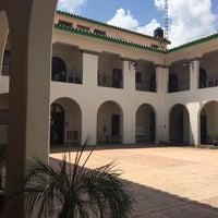 Photo taken at Palacio Municipal Acayucan by Villo R. on 9/9/2015
