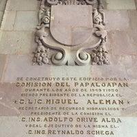 Photo taken at Palacio Municipal Acayucan by Villo R. on 9/6/2015
