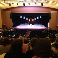 Photo taken at Lisner Auditorium by Dann B. on 5/18/2013