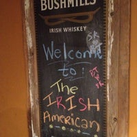 Photo taken at Irish American by Lisa F. on 6/7/2013