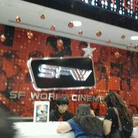 Photo taken at SF World Cinema by Sirinapa B. on 12/28/2012