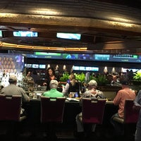 Photo taken at The Mirage Race & Sports Book by Steve K. on 5/6/2017