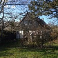 Photo taken at Stavehøl Airbnb by Niklas R. on 4/9/2016
