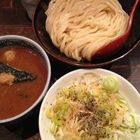 Photo taken at 三田製麺所 なんば店 by KRR S. on 3/19/2013