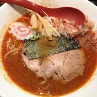 Photo taken at 三田製麺所 なんば店 by KRR S. on 1/30/2013